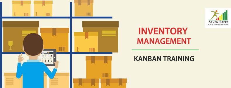Inventory management - Kanban training